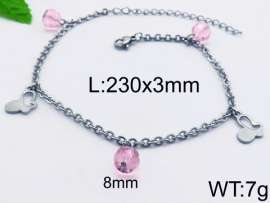 Stainless Steel Anklet