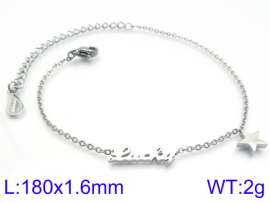 Stainless Steel Bracelet(women)