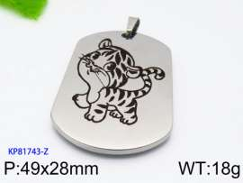 Stainless Steel Popular Pendant